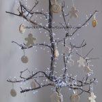 Biscotti di Natale e un'albero design