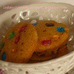 m&m's cookies. Disfatta e rivalsa del biscotto!