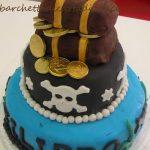 Il compleanno di Filippo – Torta dei Pirati