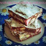 Barrette croccanti Rocky Road – altrimenti detto salame al cioccolato al marshmallows