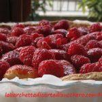 Torta di ricotta e fragole di Donna Hay con qualche variazione e…. Happy birthday to me!!!!!!!