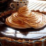Torta robuchon meringata con crema di ricotta, Ispirazione Donna hay –  Auguri amor mio!
