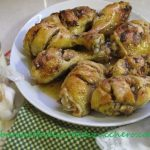 Pollo ai carciofi e contorno di carciofi, per usare bene la verdura di stagione