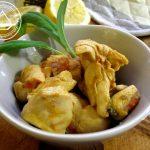 Bocconcini di pollo ai pomodorini e salvia, secondo sfizioso o finger da aperitivo. Gluten free