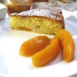 Torta morbida alle albicocche sciroppate, ispirazione Donna Hay