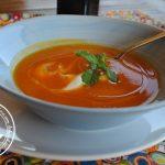 Crema di carote tiepidina, i soliti trucchi per dare la verdura ai bambini