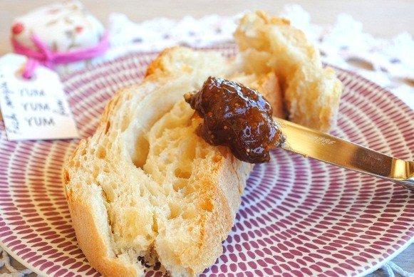 Marmellata di fichi neri vaniglia e rum4