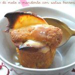 Tortini di mele e mandorle con salsa butterscotch, una delizia firmata Donna Hay