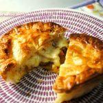 Il Nuovo taste&More e le Piccole Pie di zucca taleggio e funghi