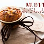 Muffin triple chocolate… e il bisogno di coccole!
