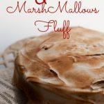 Red Velvet Cake con Marshmallows Fluff, gluten free
