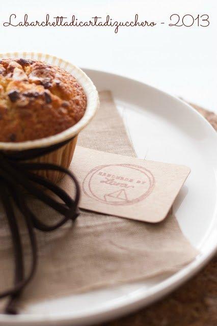 Muffin triple chocolate