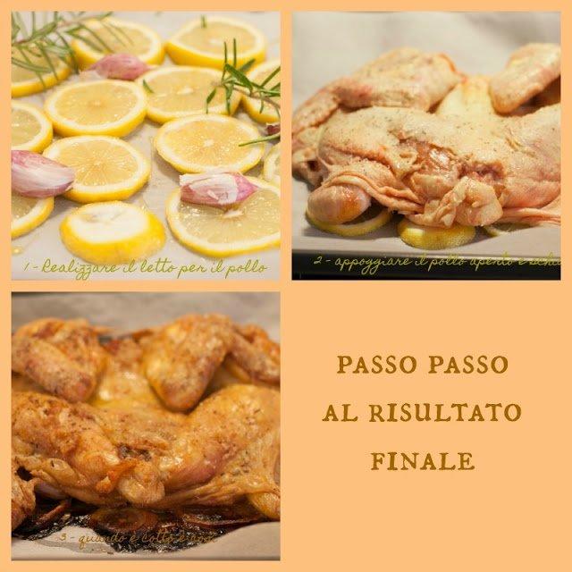 Pollo cotto SUL limone