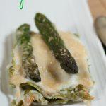 Lasagnetta verde di primavera