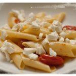 Pomodori cotti in olio profondo e… una pasta