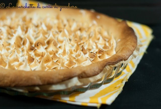 Lemon Curd e Lemon Meringue Pie