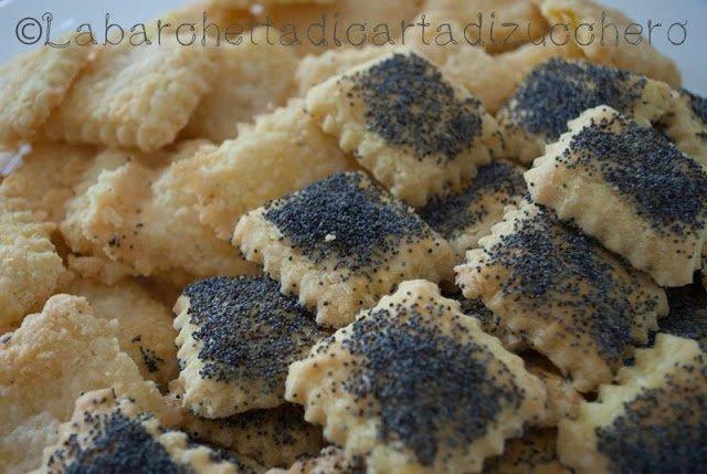 Piccoli Cracker al Dolada