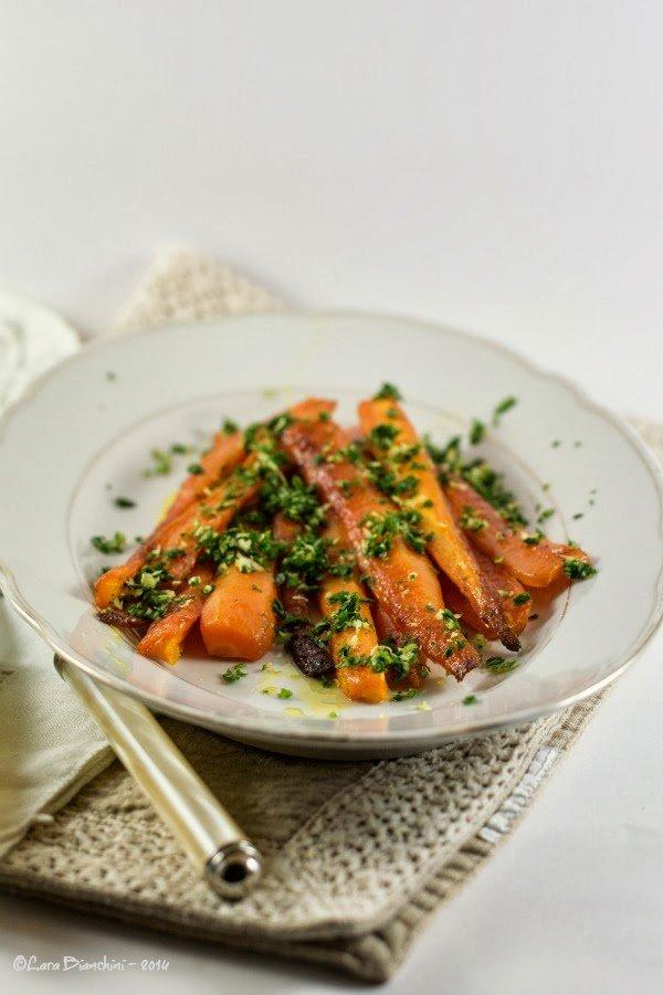 carote arrosto