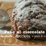 Panedolce cioccolato, nocciole e albicocche