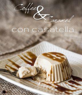 semifreddo caffe casatella la barchetta di carta di zucchero food blog ricetta