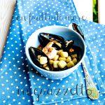 Gnocchetti con guazzetto di frutti di mare