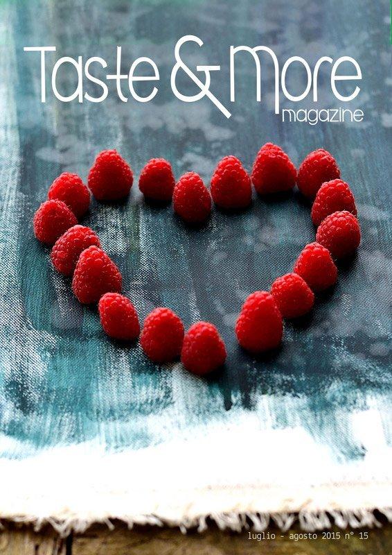 taste&more n. 15, tante teste un solo cuore