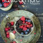 Taste&More N. 16, settembre /ottobre 2015