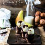 Crepes salate cioccopera