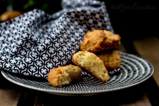 Scone al parmigiano-4 stampo Le creuset