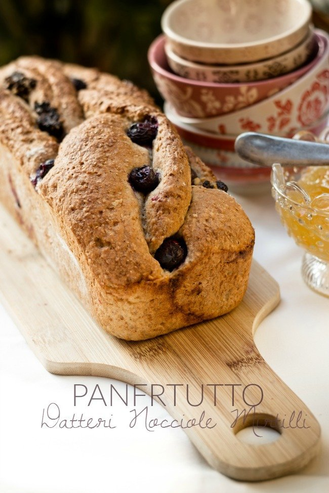 panfrutto, healty fruitcake