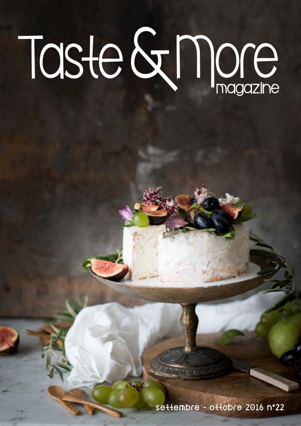 Taste&More n. 22, benvenuto autunno