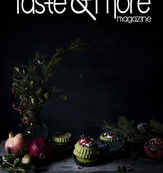 Taste&More N. 23, emozionante inverno
