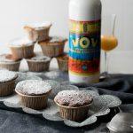 Muffin al VOV e gocce di cioccolato