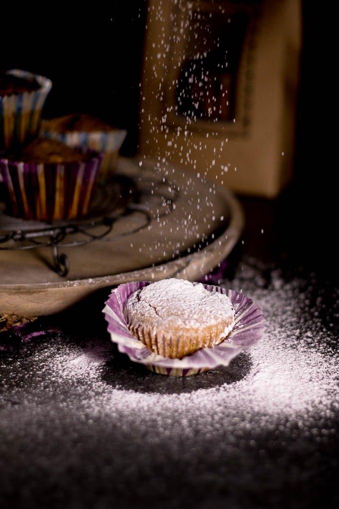 Muffin al caffè con cialde Lavazza a modo mio