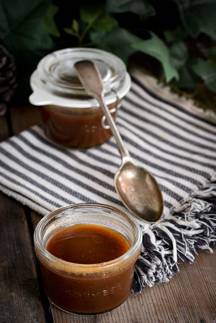 Sciroppo di zucca speziata, Pumpkin spice syrup